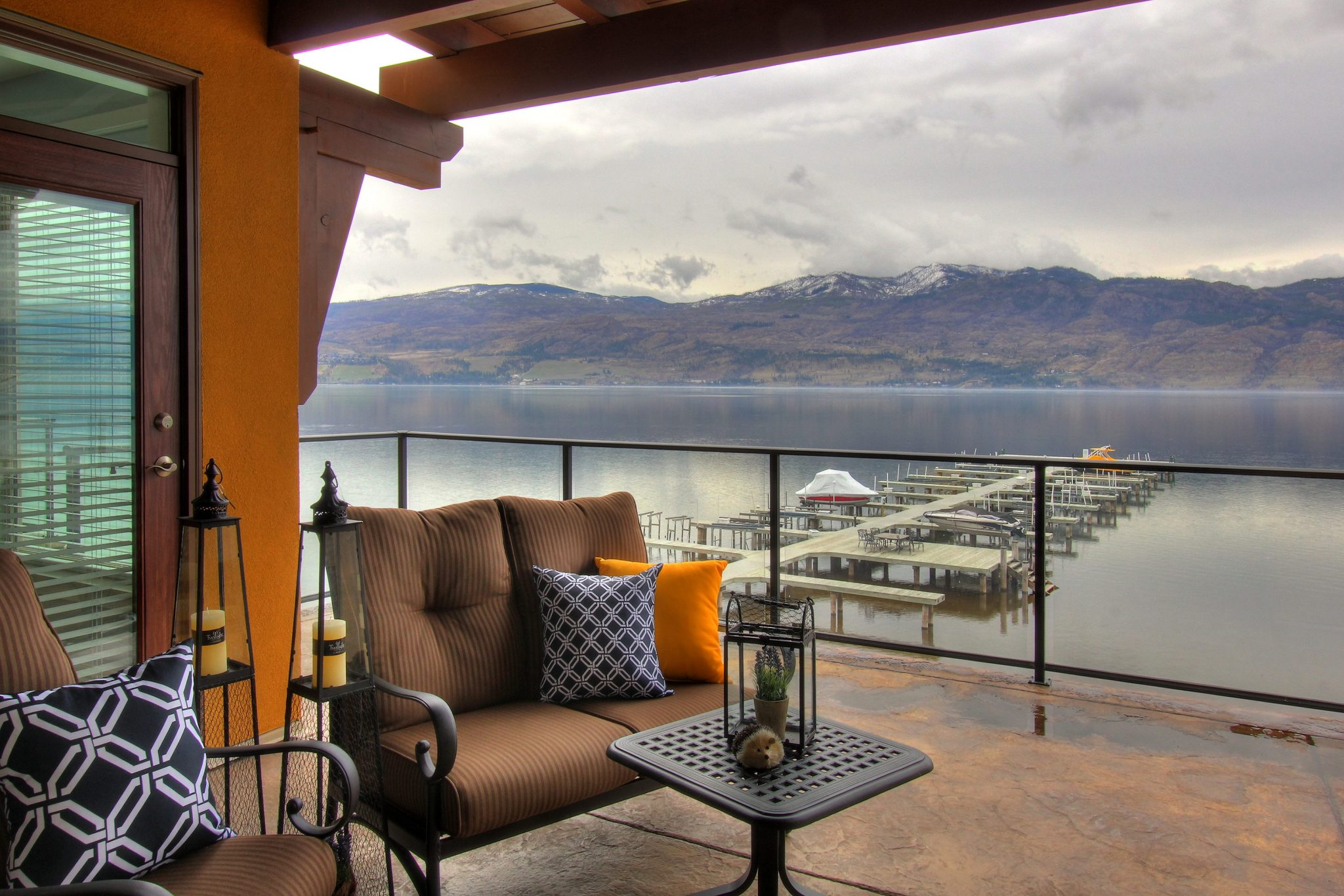 Patio after! | Creative Touch Kelowna Interior Design