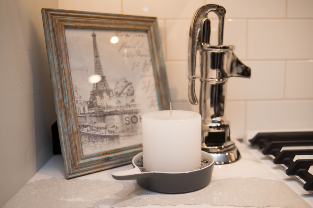 Finishing details/staging   Creative Touch Kelowna Interior Design